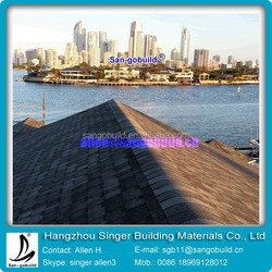 Trade assurance wall and roof shingle manufacturer -Allen