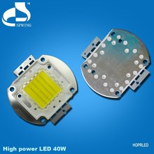 High efficiency high power led diodes 40w