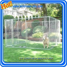Animal chain link fence kennels for sale