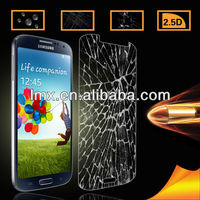9H Tempered Glass anti shock screen protective film for Samsung galaxy s4 OEM/ODM (Glass Shield)