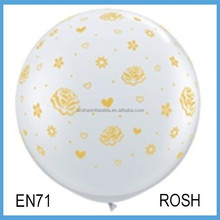 Cheap custom giant printed balloons for party decoration