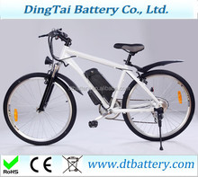 lithium ion 500w battery 36v 14.5ah li ion battery with USB plug for mid drive central drive e-bike motor