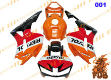 R E P S O L Aftermarket ABS Injection Molding Fairing Bodykit Fairing Cover for CBR600RR F5 2013-2014