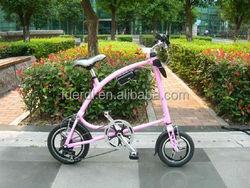 NEW MODEL mini folding bicycle pocket bike