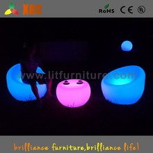LED furniture for wedding and events supplies