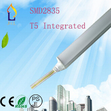Led indoor lighting with low price T5 Integrated LED tube light 20W 4FT 96pcs 2000lm 85-265V