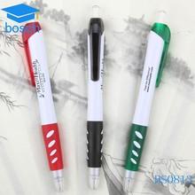 Promotional plastic liquid floating ball pen