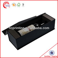 wine bottle box with wine bag in boxes holder