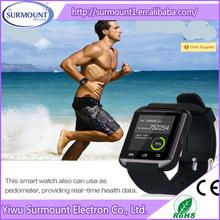 Cheap New Fashion Smart Phone Watch, Bluetooth Smart Watch OEM, U8 Smart Watch