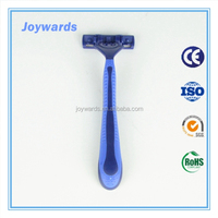 no electric changeable blade shaving razor