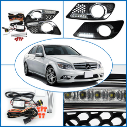 high power specific DRL daytime running lamp for drl mercedes w211