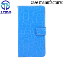 For Samsung Galaxy Note 4 N9100 PU Leather Case Crocodile Card Slots Cover