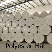 Fiberglass polyester mat (manufacturer) from China