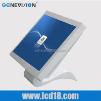 Hot sale LCD Advertising Players All In One PC Wall Smart Touch Controls