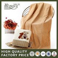 Wholesale Cartoon Bath Towels Microfiber Soft 100% Cotton Cute Towel for Bathroom