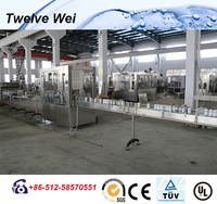 Cool Automatic Carbonated Water Filling Line Machine