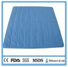 Maßgeschneiderte kühlendes gel Kissen/cooling pad/Massage kühlendes gel-matte für kissen, sitz und Bed