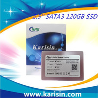 Best computer parts 120g SATAIII ssd with high speed