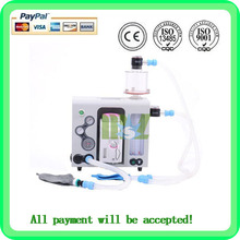 (MSLGA07 cheap medical anesthesia ventilator with best price) portable anesthesia machine