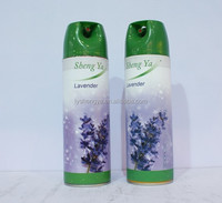 Useful Car and home use air freshener spray with good smell