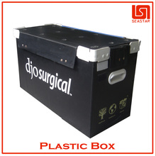 Hot sale high quality fluted plastic folding box manufacturer in china