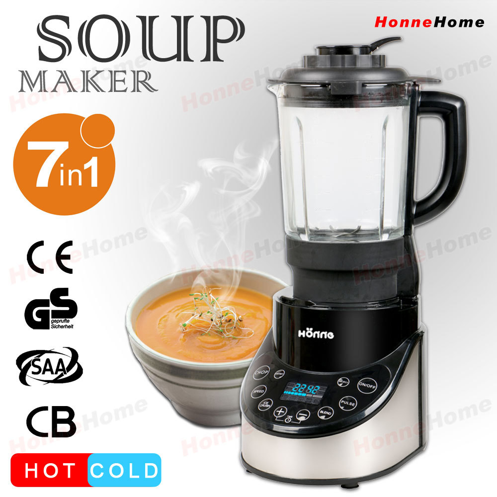 Soupe blender chauffant for Soup for a cold
