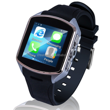 Wholesale price single sim card gps 3g wifi dual core Android 4.4 wifi Smart Watch / BT4.0 3G Watch Phone