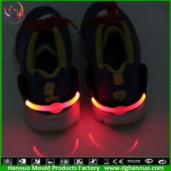 Hot Selling mini waterproof bike/bicycle led light for cycling shoes