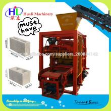Qhl4-25 máquina para hacer bloques de hormigón