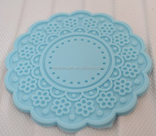 Silicone rubber bearing pad, silicone rubber anti-slip pad