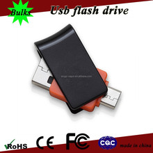 hot product mini swivel metal otg usb flash drive