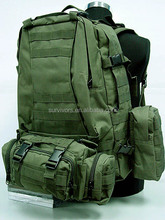 Travelers outdoors combinations backpack