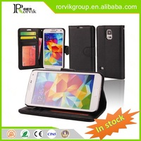 s line mobile phone case leather with great price for Samsung Galaxy S5 I9600
