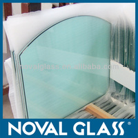 3-19mm Glass Panel, Tempered Glass Panel