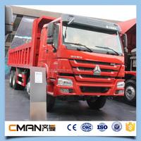 371hp big capacity self loading 8x4 12 wheel 40 ton sand howo dump truck in iran