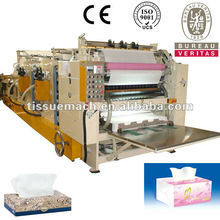 High Speed Full Automatic Facial Tissue Machine