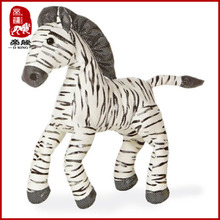 stuffed toy zebra manufacture