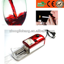 Red electric Cigarette Maker Tobacco fast filler from original factory, 110V AC power