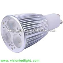 High Power 9W GU10 Dimmable LED Spot Light