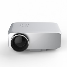 GP09S Portable Mini Projector 800 Lumens 1080p Full HD Video Support 72inch Best Size Display USB Powered