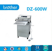 Brother DZ-600W external vacuum packaging machine with gas flush