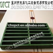 rectangular de frp rejilla para el árbol de la protección