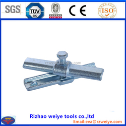 forged internal joint pin for scaffolding