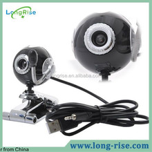HD Webcam, PC Camera with 12 Mega Pixel, USB 2.0 HD Web Camera with Microphone