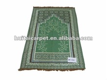 fashion muslim mat weaving rugs
