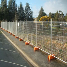 beautiful and firm temporary and portable cheap fence