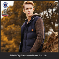 Wholesale Low Price Winter Quilted Jackets Men, Man Clothes Made in Turkey