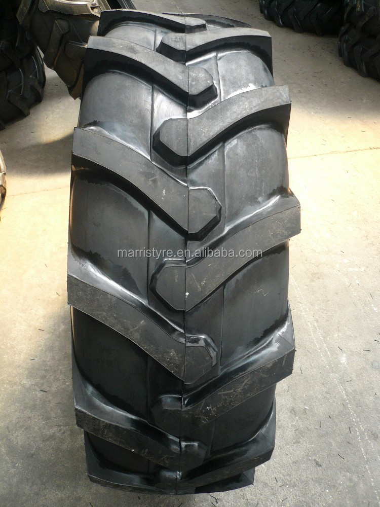 Backhoe Tires 15 : Thailand rubber material used tractor tires  buy
