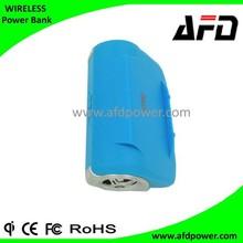 Mutual induction speaker wireless charging speaker