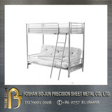 Alibaba China manufacture custom cheap metal bunk bed